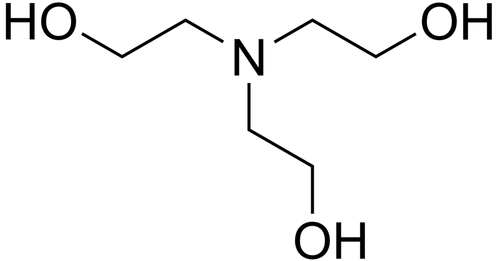 ثلاثي إيثانول أمين Triethanolamine