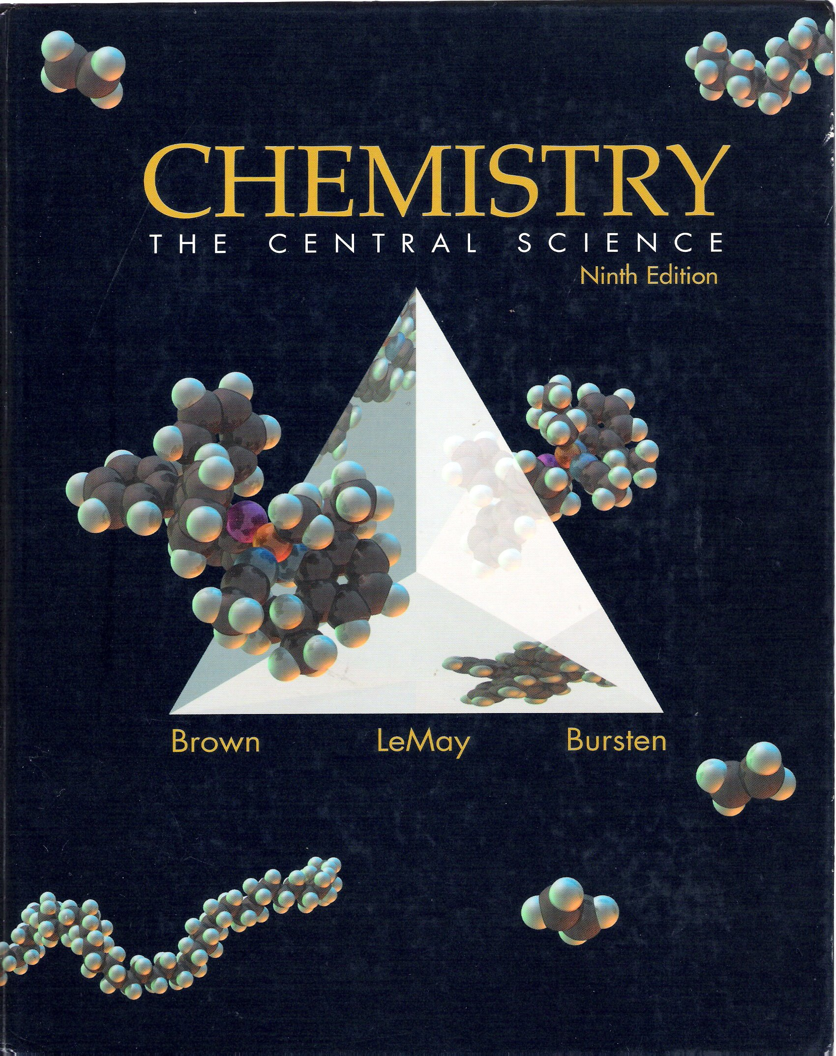 Gases, CHEMISTRY THE CENTRAL SCIENCE