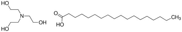 ستيرات ثلاثي هيدروكسي إيثيل أمين Trihydroxyethylamine Stearate